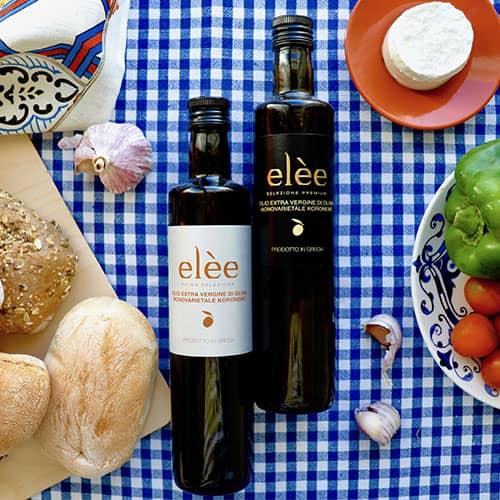 Olio Extravergine da Olive varietà Koroneiki