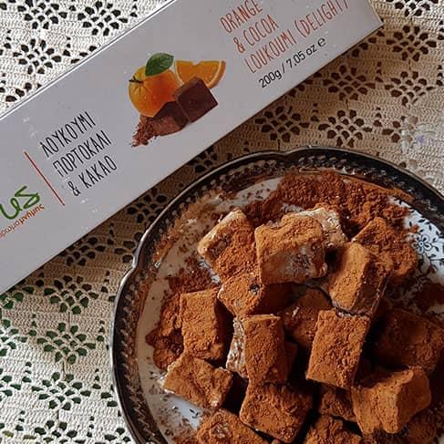 Lukumi Arancia e Cacao