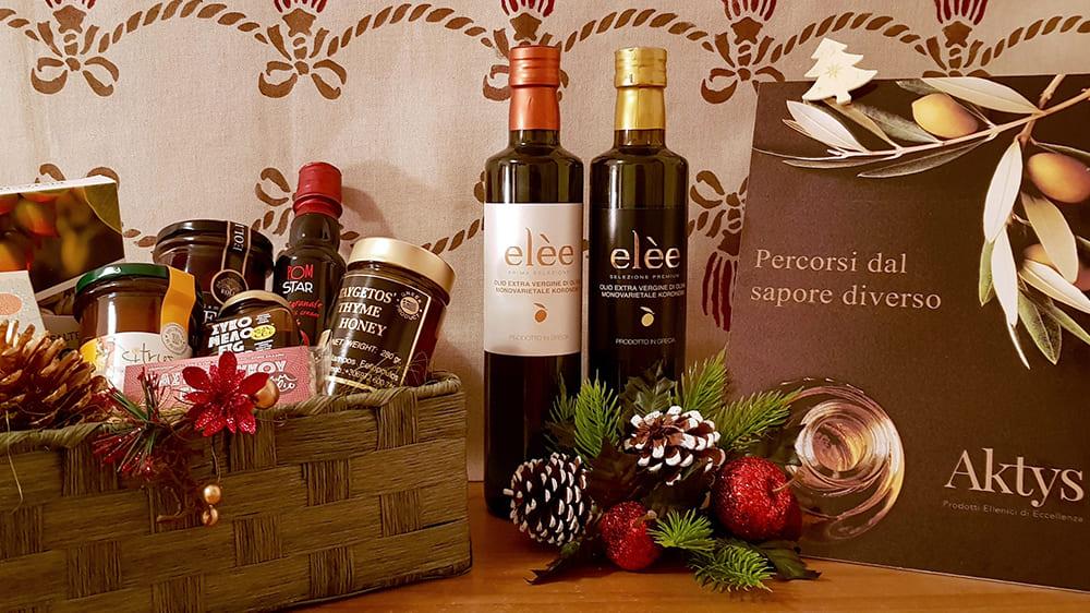 prodotti greci in Italia