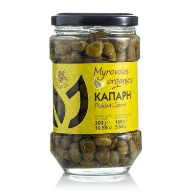 Capperi greci prodotto naturale