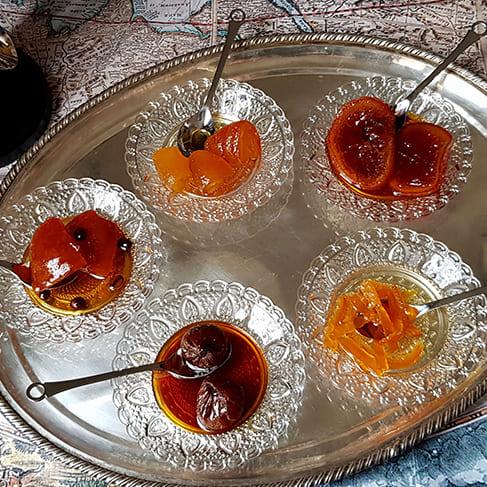Glikà tu kutaliù - I dolci greci al cucchiaio