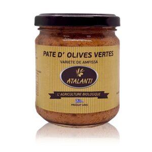 Patè di Olive greche Amfissis BIO