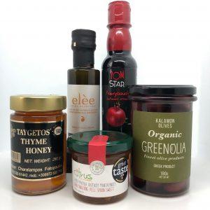prodotti greci kit promozionale