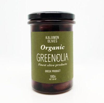Olive greche Kalamata biologiche