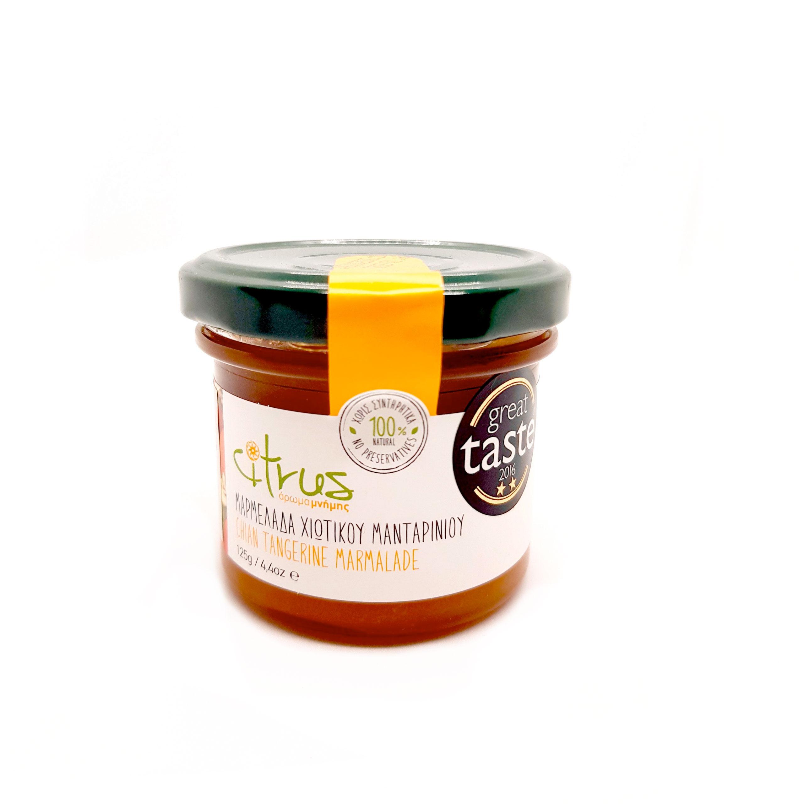 marmellata mandarino Chios D.O.P.