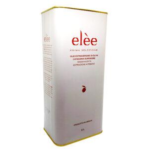 olio extravergine di oliva greco latta 5 litri