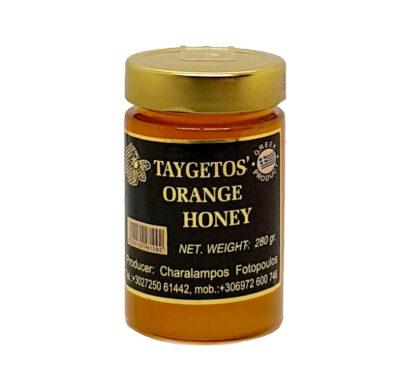 Miele greco di Arancio Aktys.it